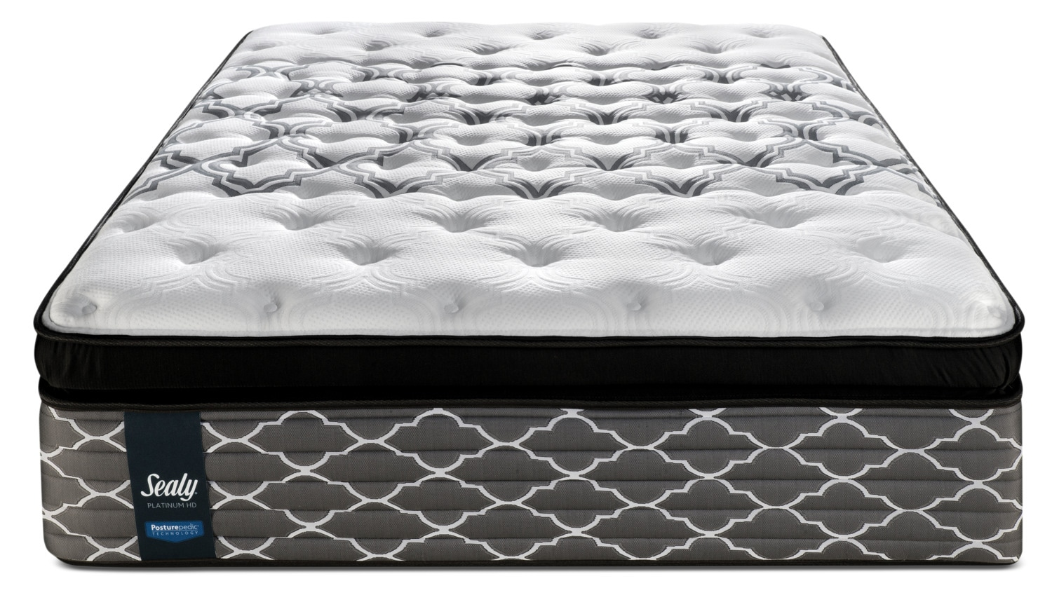 sealy endless night hybride semi ferme matelas tr s grand meubles l on. Black Bedroom Furniture Sets. Home Design Ideas