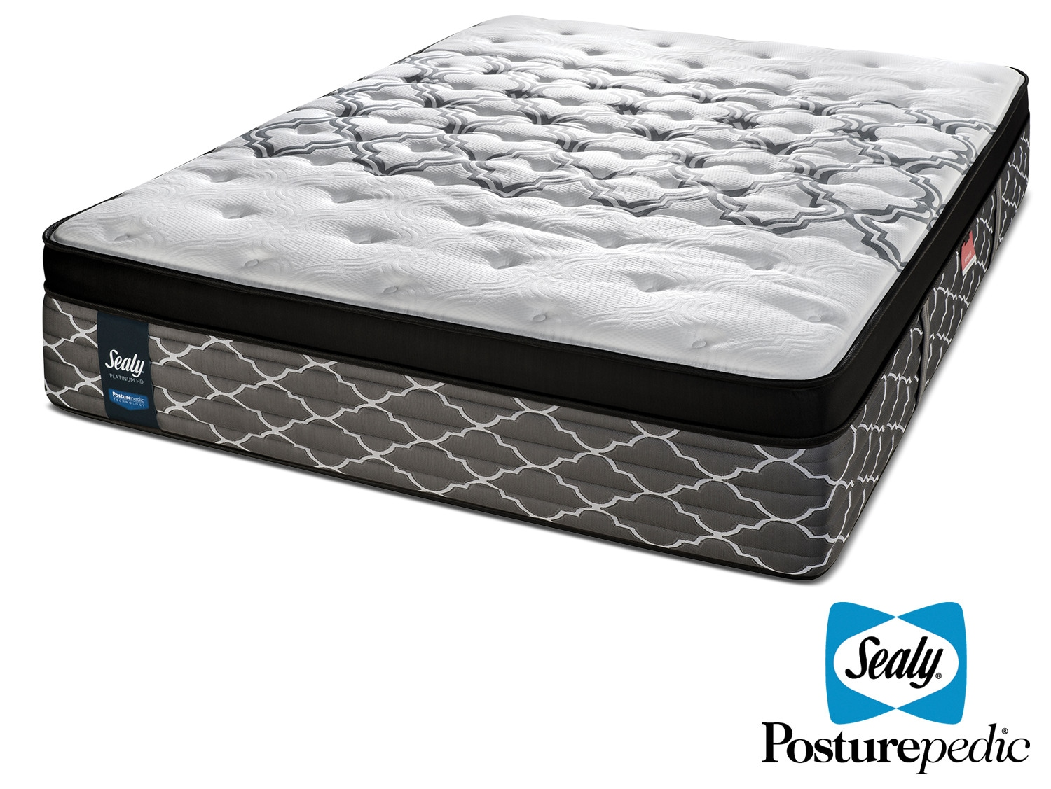 Sealy Dreamy Night Hybrid Firm Queen Mattress Leon 39 S
