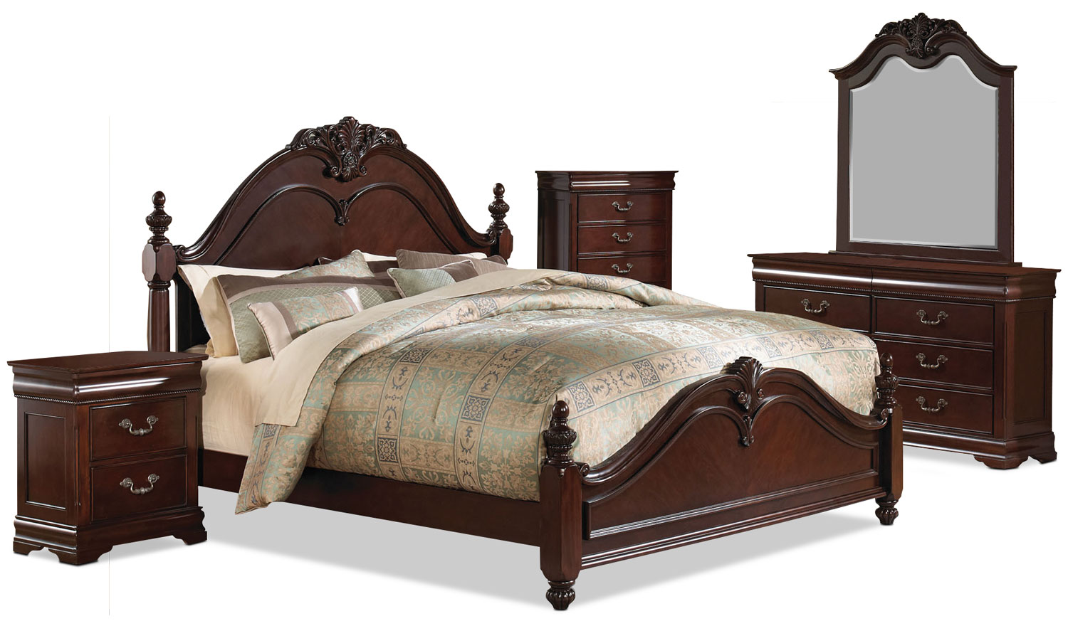 Westchester 7-Piece Queen Bedroom Set