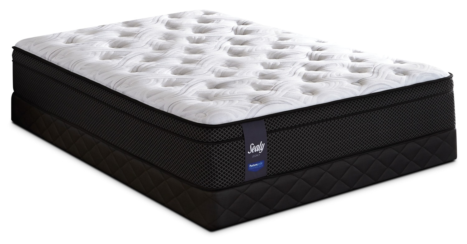 Sealy Posturepedic® Valberg Euro-Top Queen Mattress Set