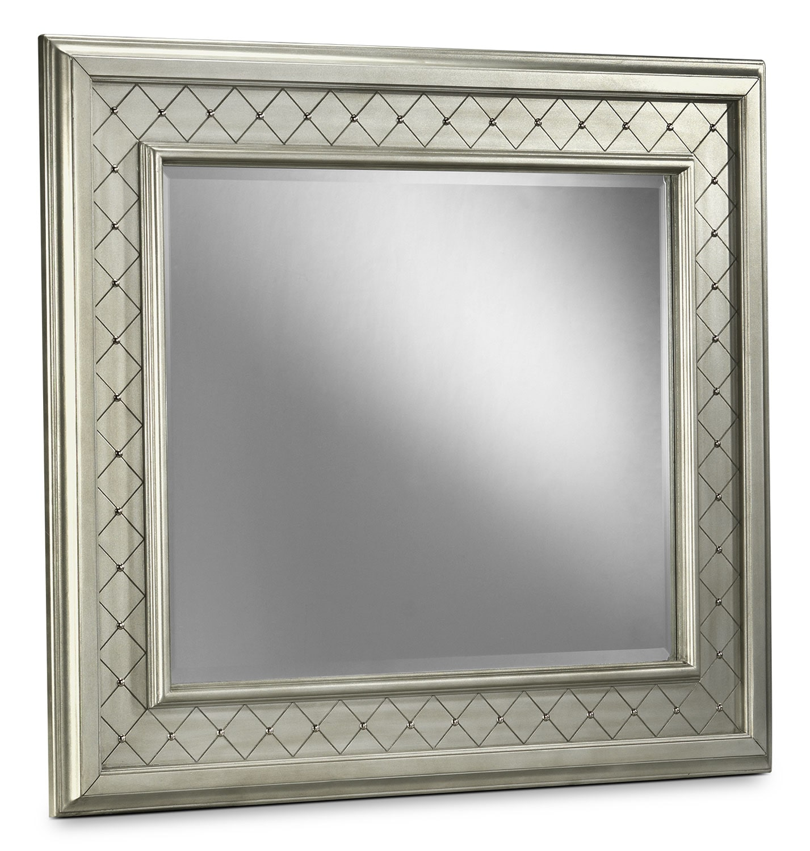 Heidi Mirror - Silver
