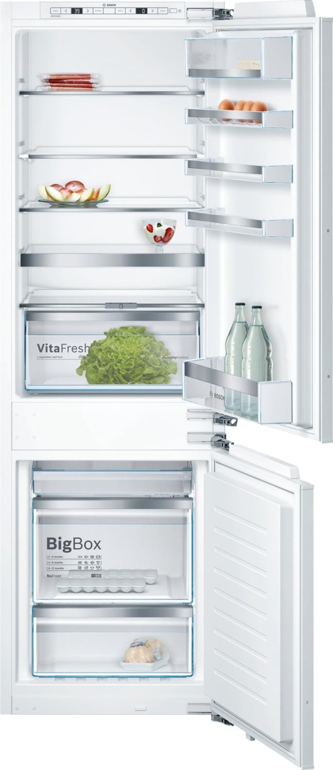 Bosch Built-In Custom Panel-Ready Bottom-Freezer Refrigerator (9.6 Cu. Ft) - B09IB80NSP