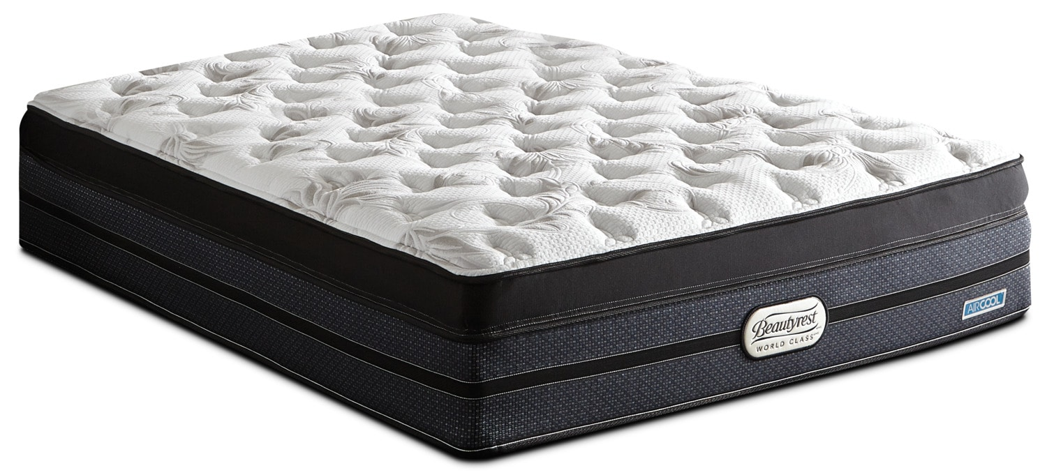 Beautyrest® World Class Hanson Comfort-Top Luxury Firm Full Mattress