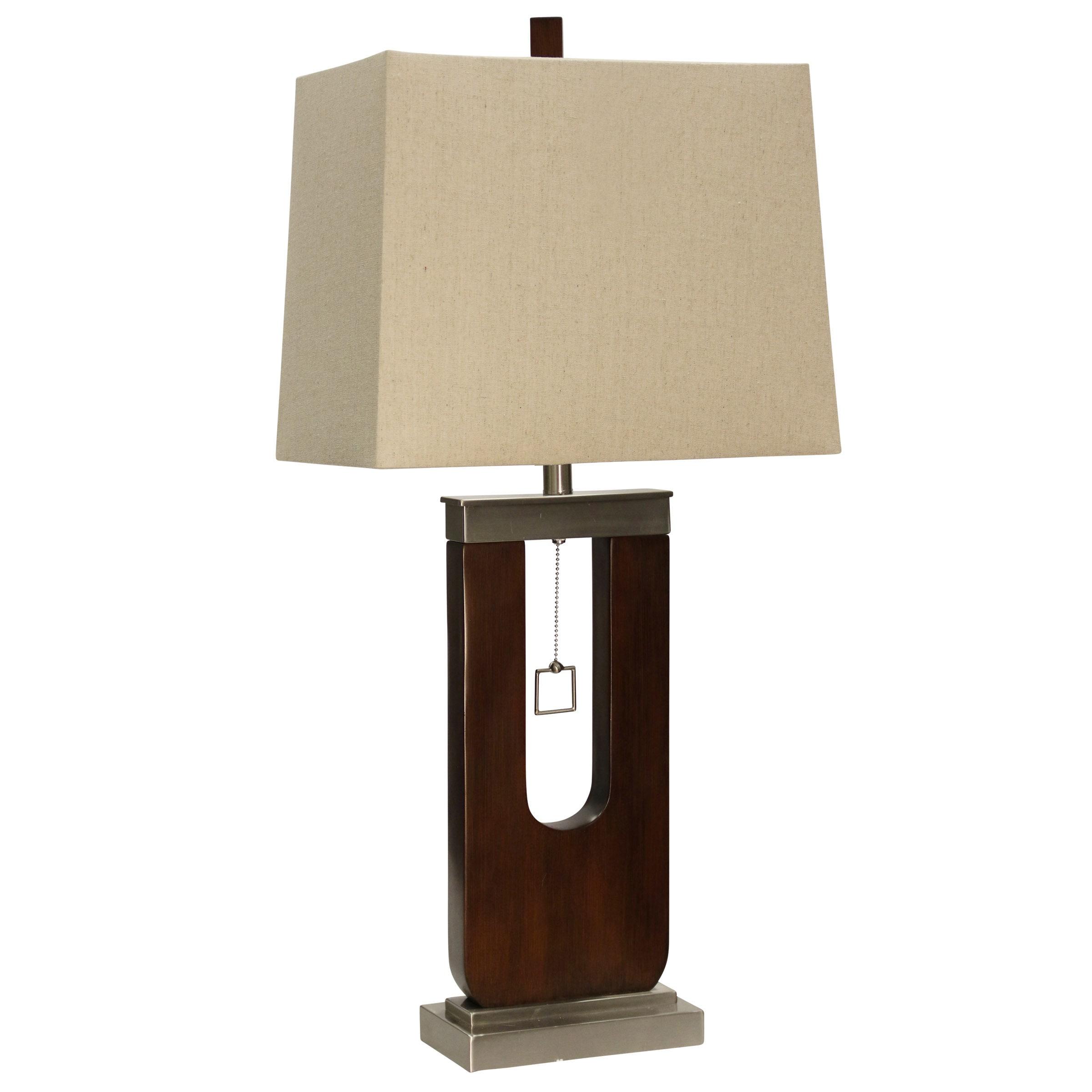 Pentium Table Lamp