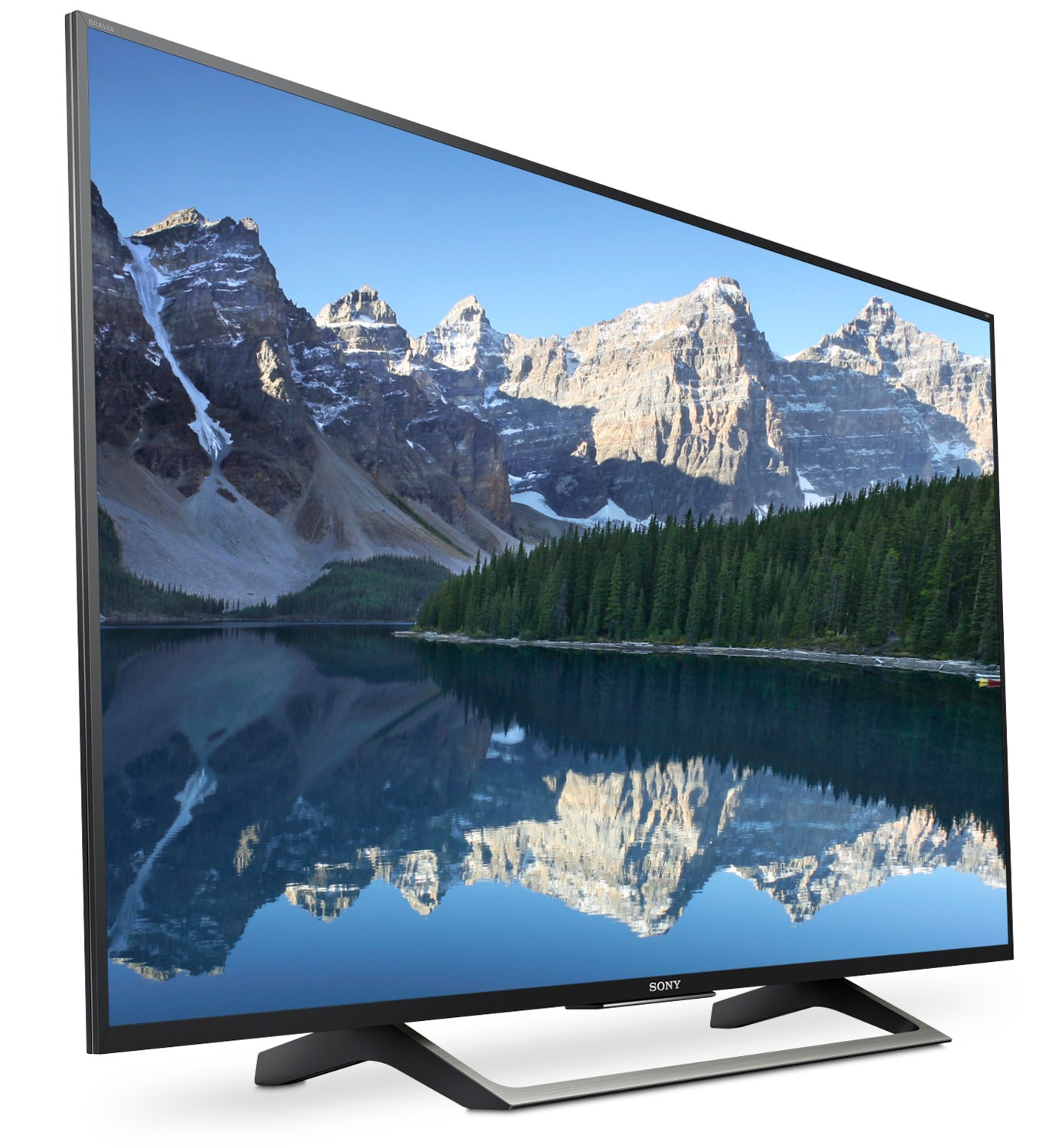 sony 43 x800e series 4k uhd led television with android tv the brick. Black Bedroom Furniture Sets. Home Design Ideas