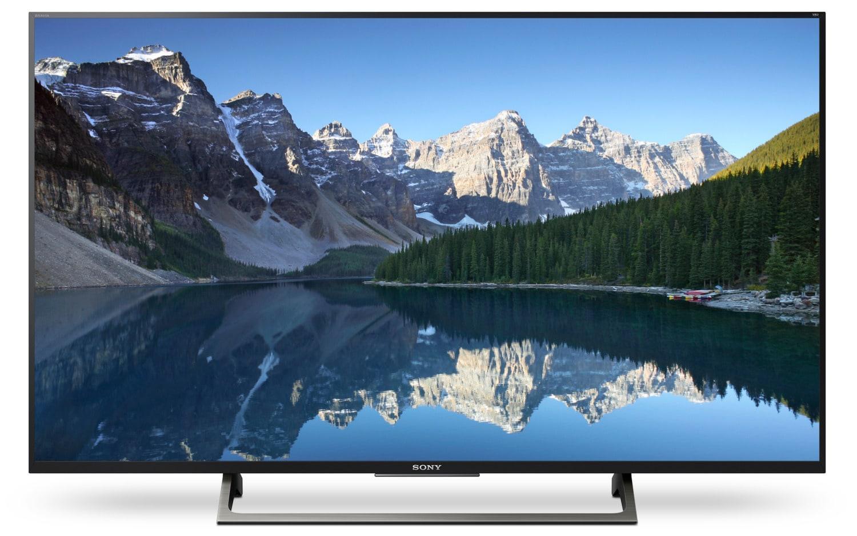 Téléviseurs - Téléviseur DEL Sony de série X800E UHD 4K de 43 po avec Android TV