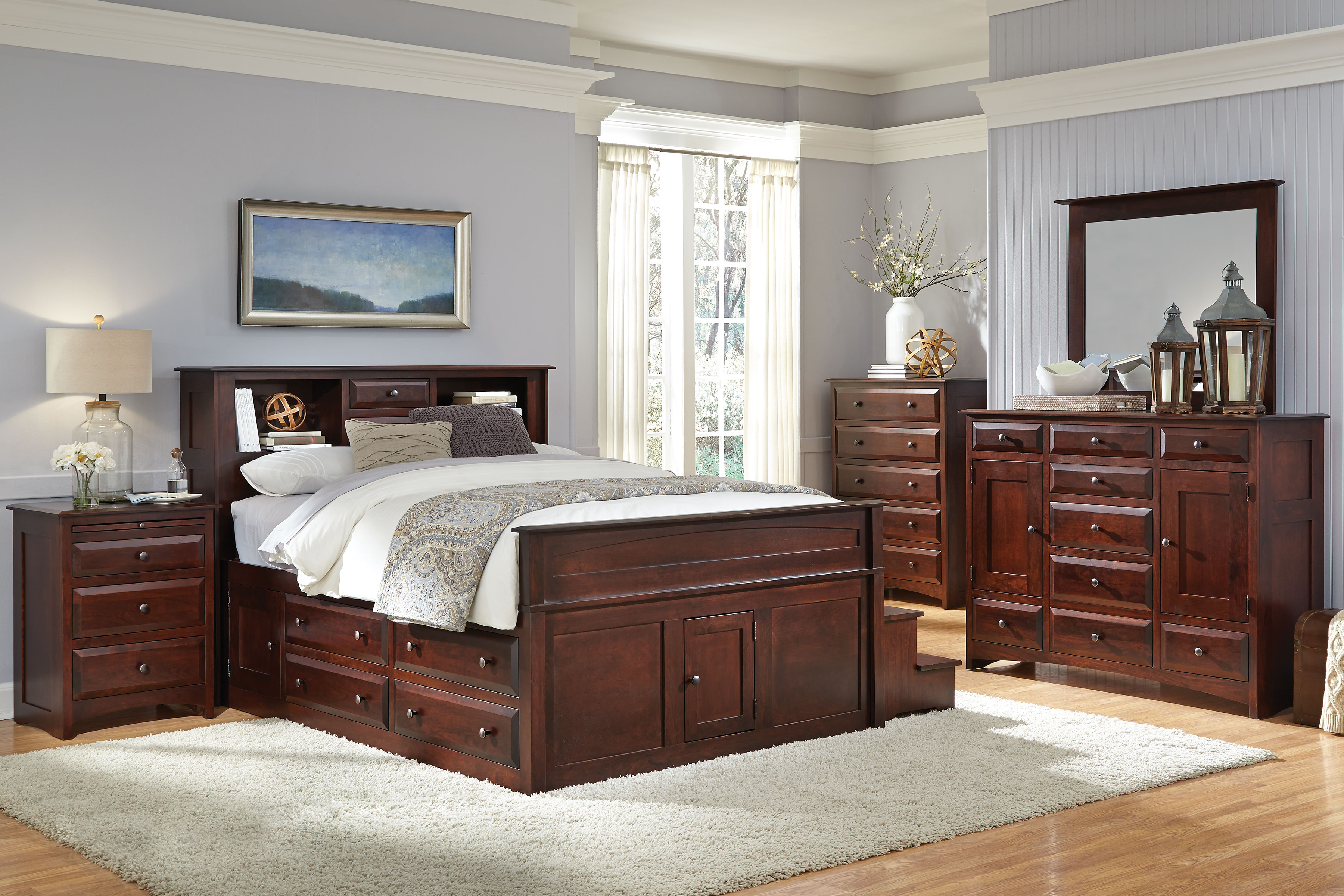 bedroom levin furniture 12080 | 518890 fit inside 7c320 320 composite to center center 7c320 320 background color white