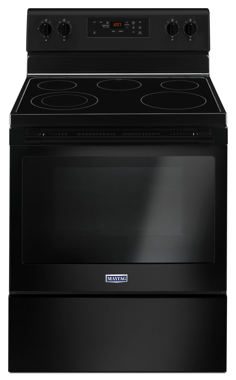 Maytag 5.3 Cu. Ft. Electric Freestanding Range – YMER6600FB