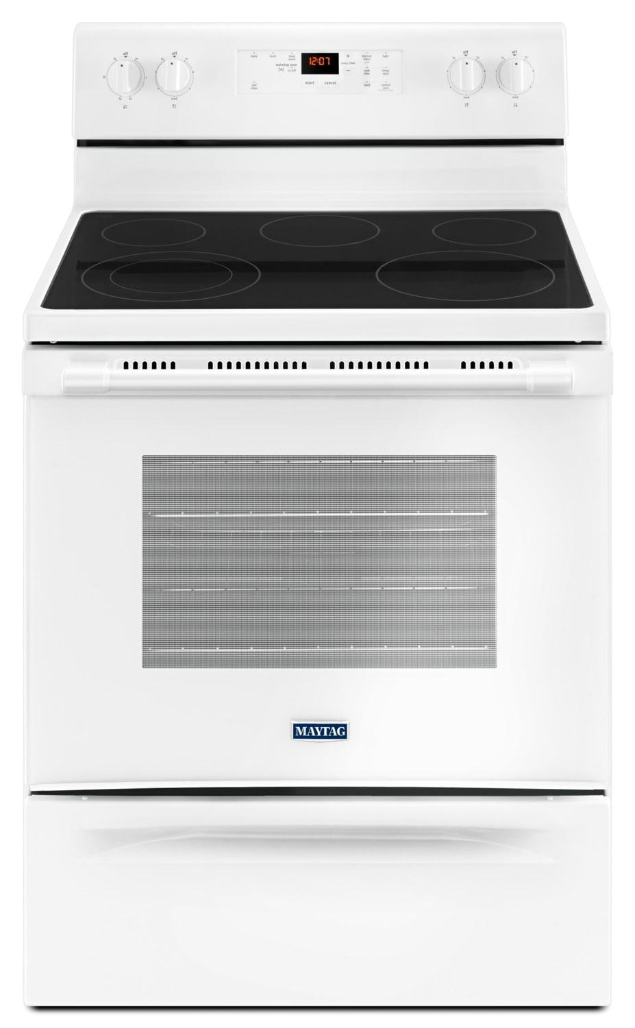 Maytag 5.3 Cu. Ft. Electric Freestanding Range – YMER6600FW