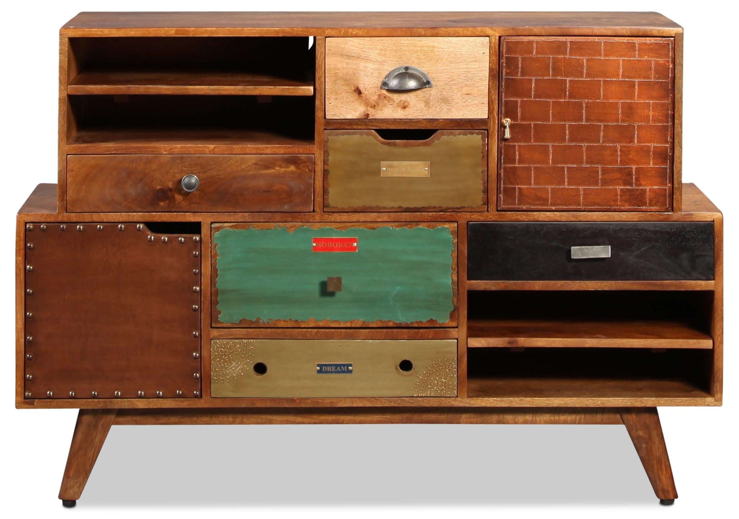 Keveen 6 Drawer Cabinet