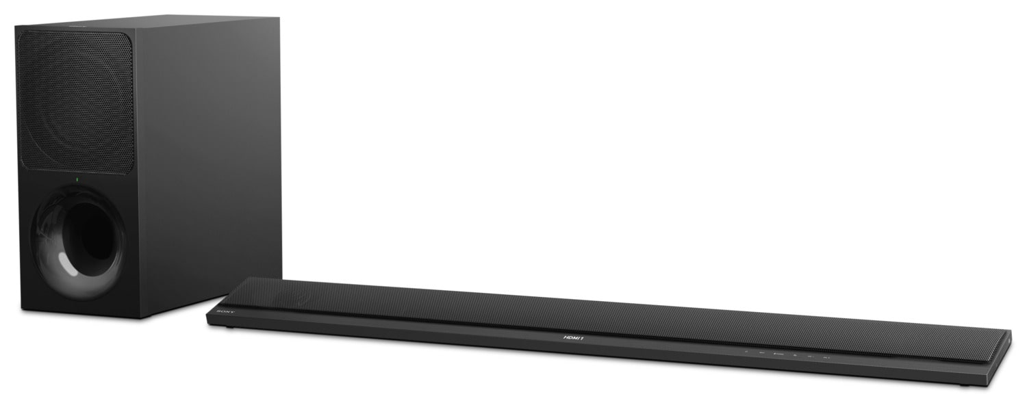 Sony HT-CT800 2.1 Channel Soundbar and Wireless Subwoofer – 350 W