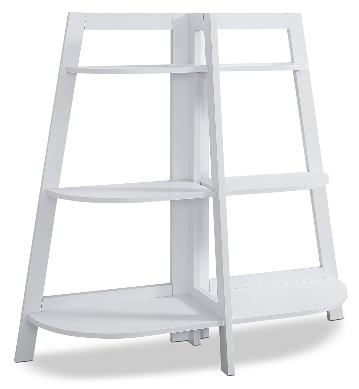 Aline Bookcase – White