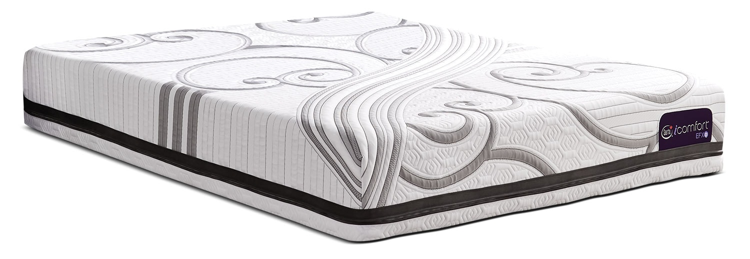 Mattresses and Bedding - Serta iComfort® Fascinating Tight-Top Queen Mattress