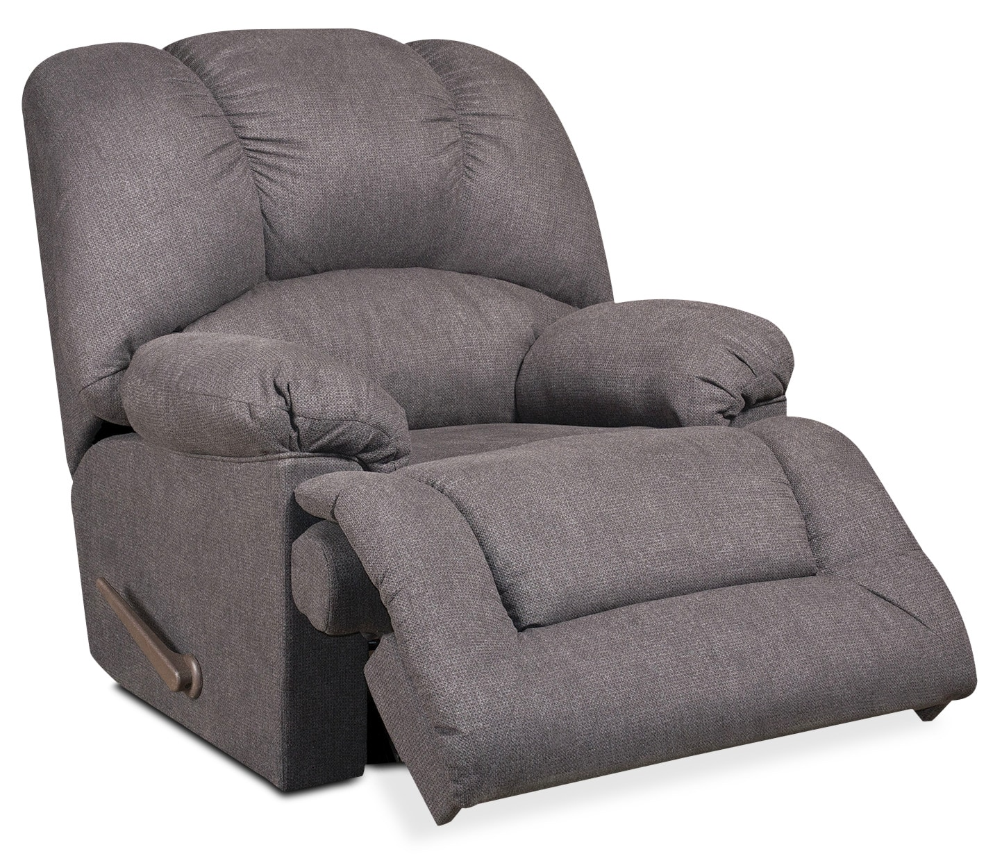 Wynwood Rocker Recliner - Smoke