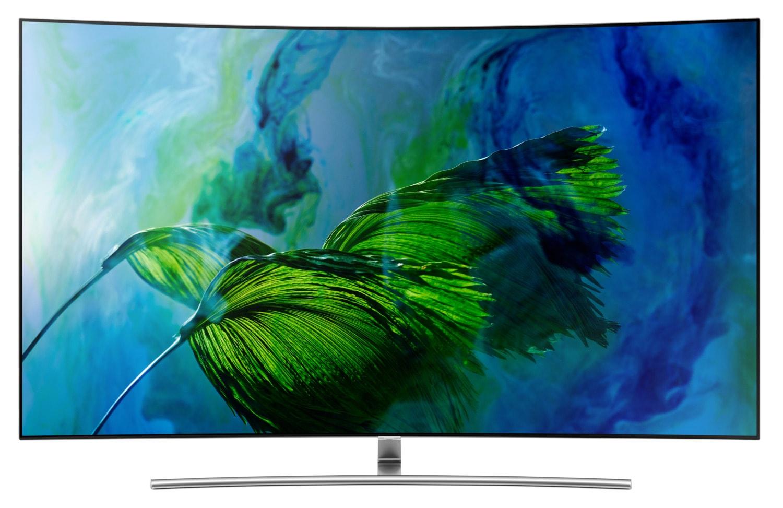 "Televisions - Samsung 55"" Q8C QLED 4K Smart Television"