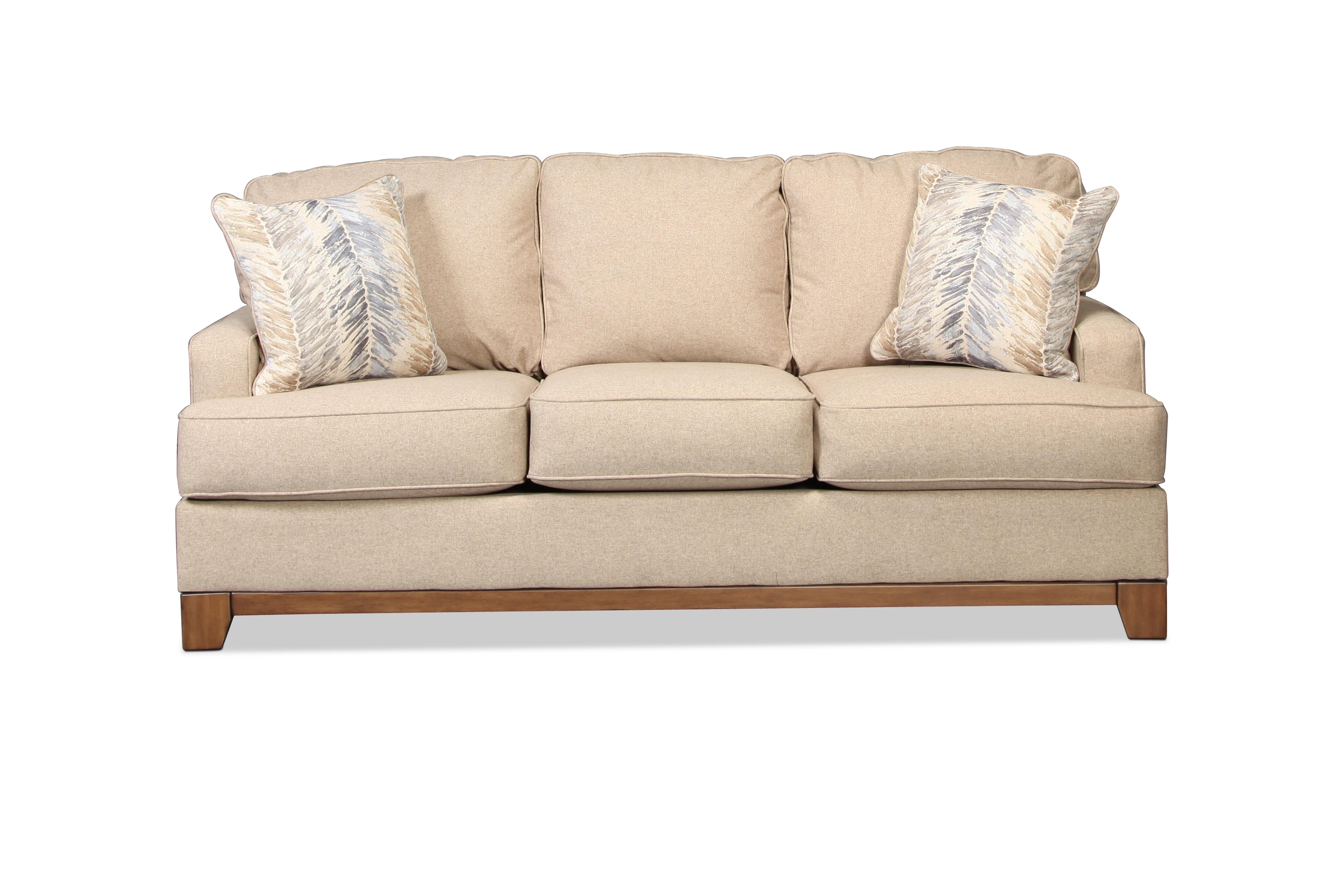 Eisley Sofa - Pebble
