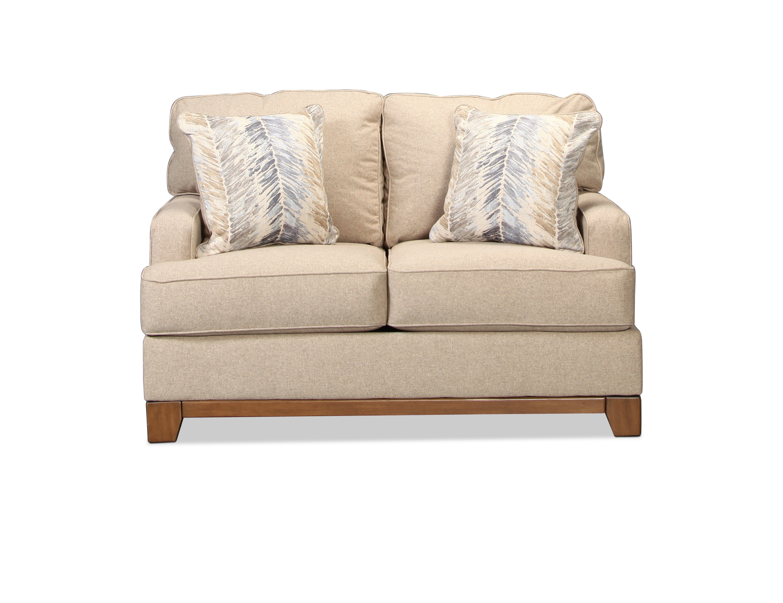Living Room Furniture - Eisley Loveseat