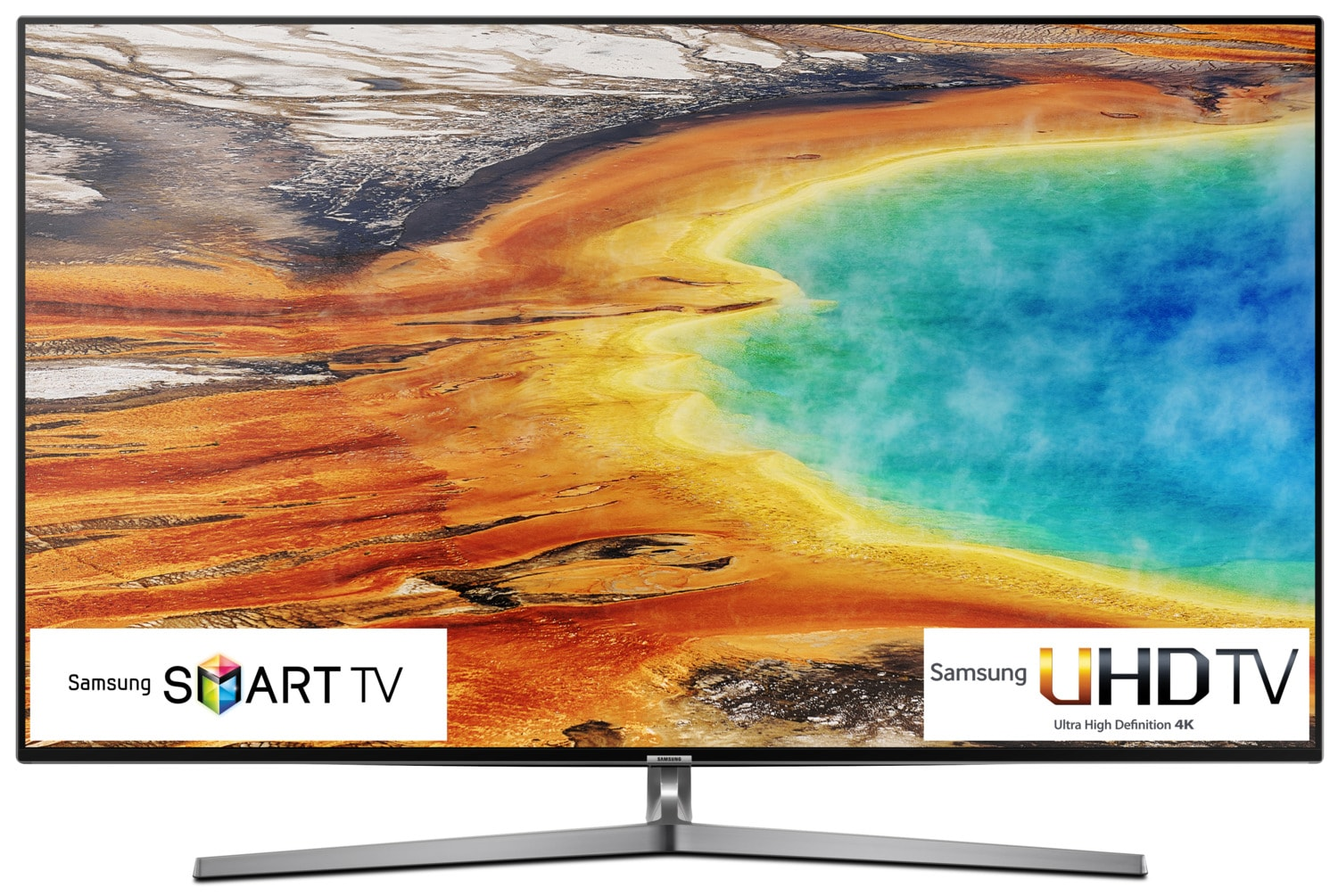 "Samsung 55"" 4K UHD Smart LED TV - UN55MU9000FXZC"