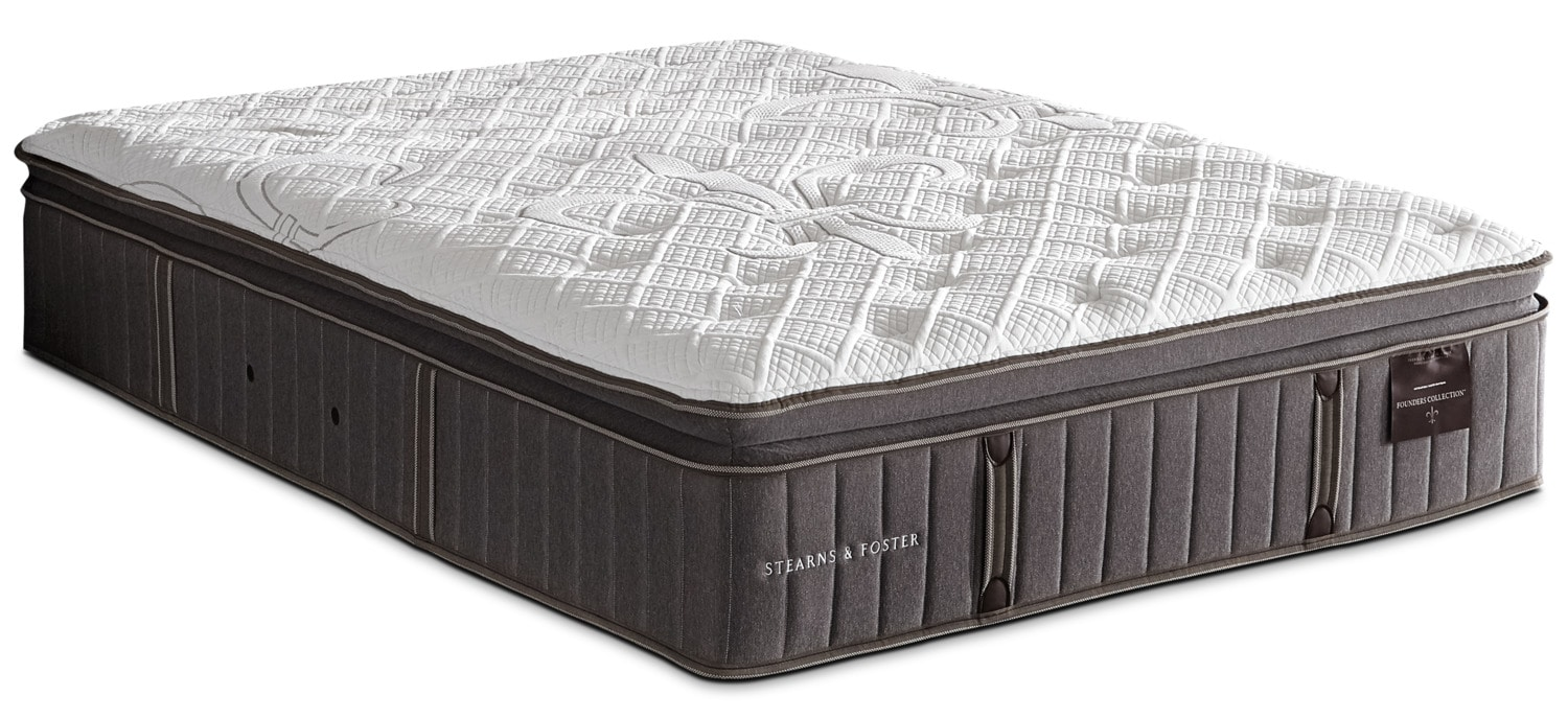 Stearns & Foster Albert Park Pillow -Top Firm King Mattress