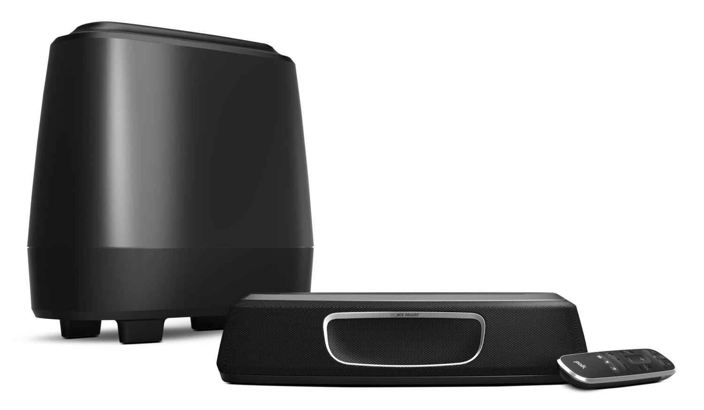 Sound Systems - Polk Audio MagniFi Mini™ Soundbar and Wireless Subwoofer – 150 W