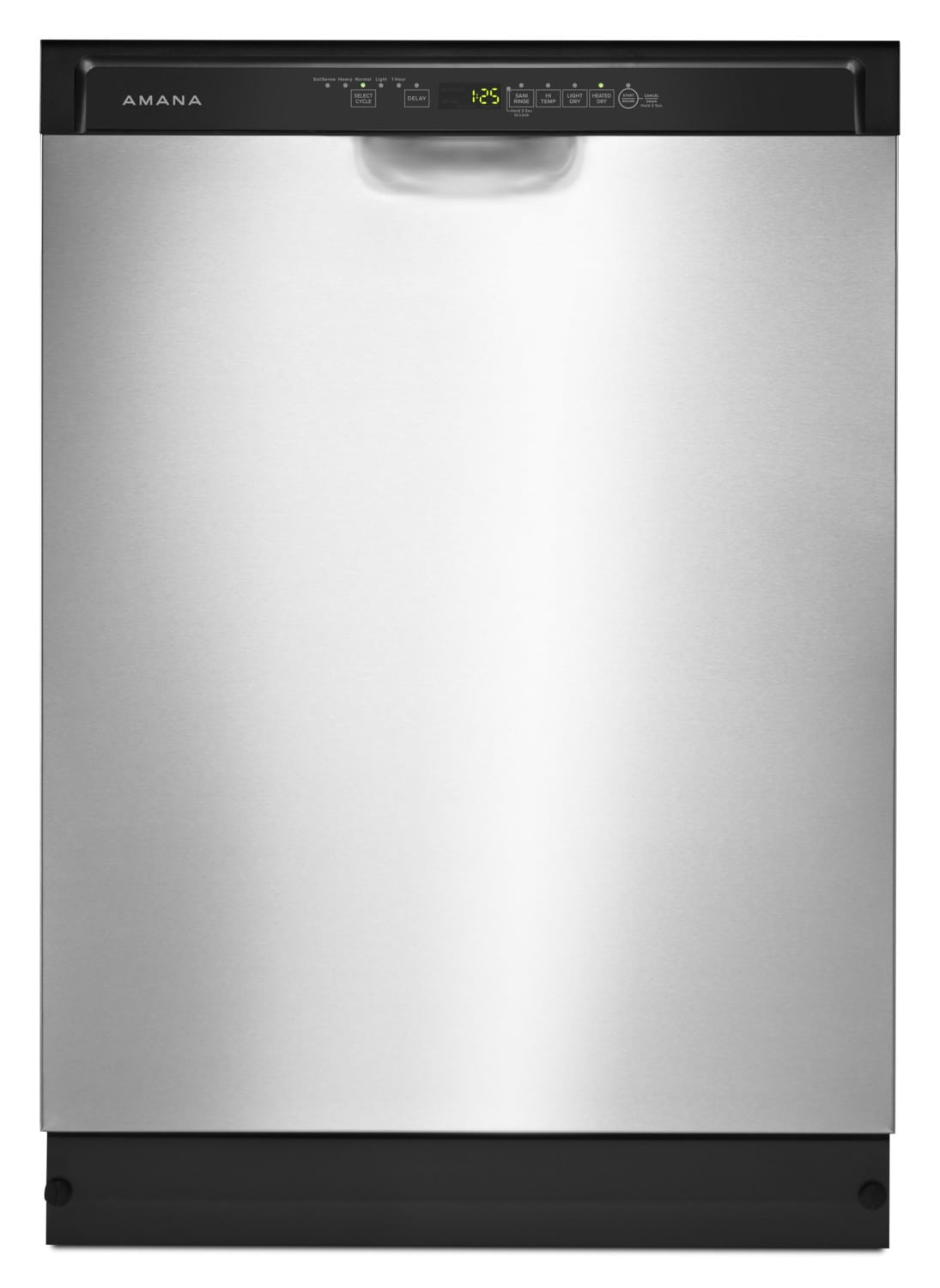 Amana Tall-Tub Built-In Dishwasher with Stainless Steel Interior – ADB1700ADS