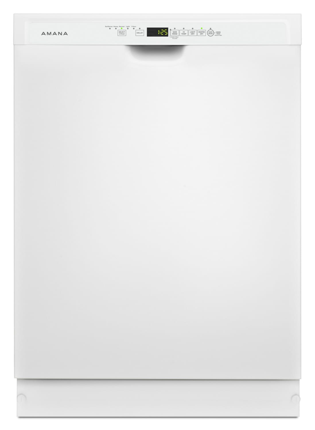 Amana Tall-Tub Built-In Dishwasher with Stainless Steel Interior – ADB1700ADW