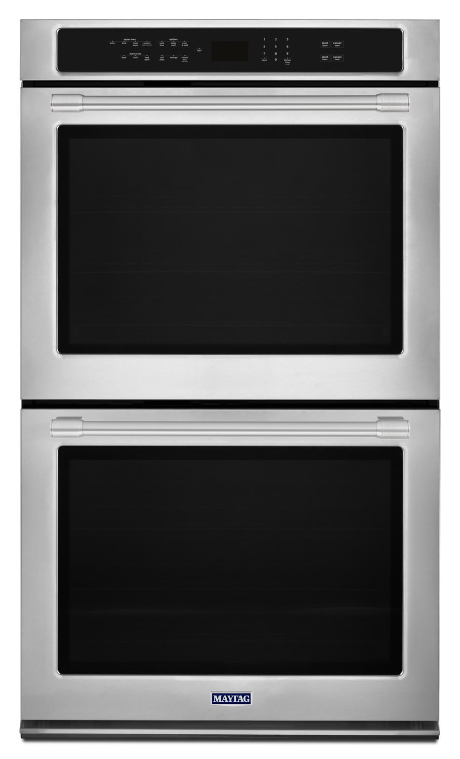 Maytag 10 Cu. Ft. Double Wall Oven – MEW9627FZ