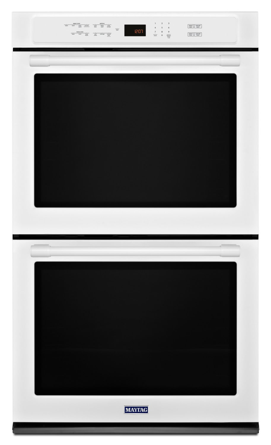 Maytag 10.0 Cu. Ft. Double Wall Oven – MEW9630FW