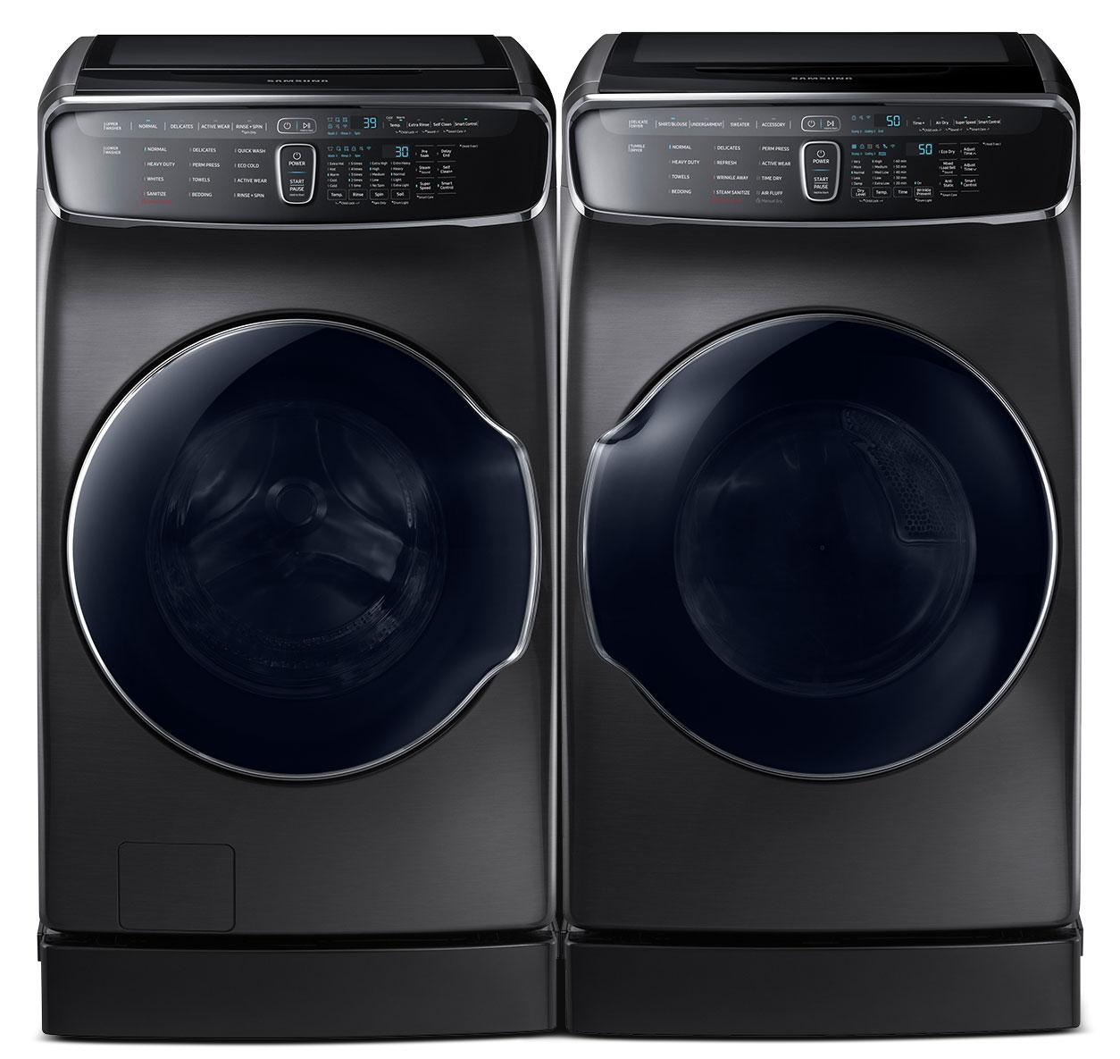 Samsung Laundry - WV60M9900AV/A5 / DVE60M9900V/AC
