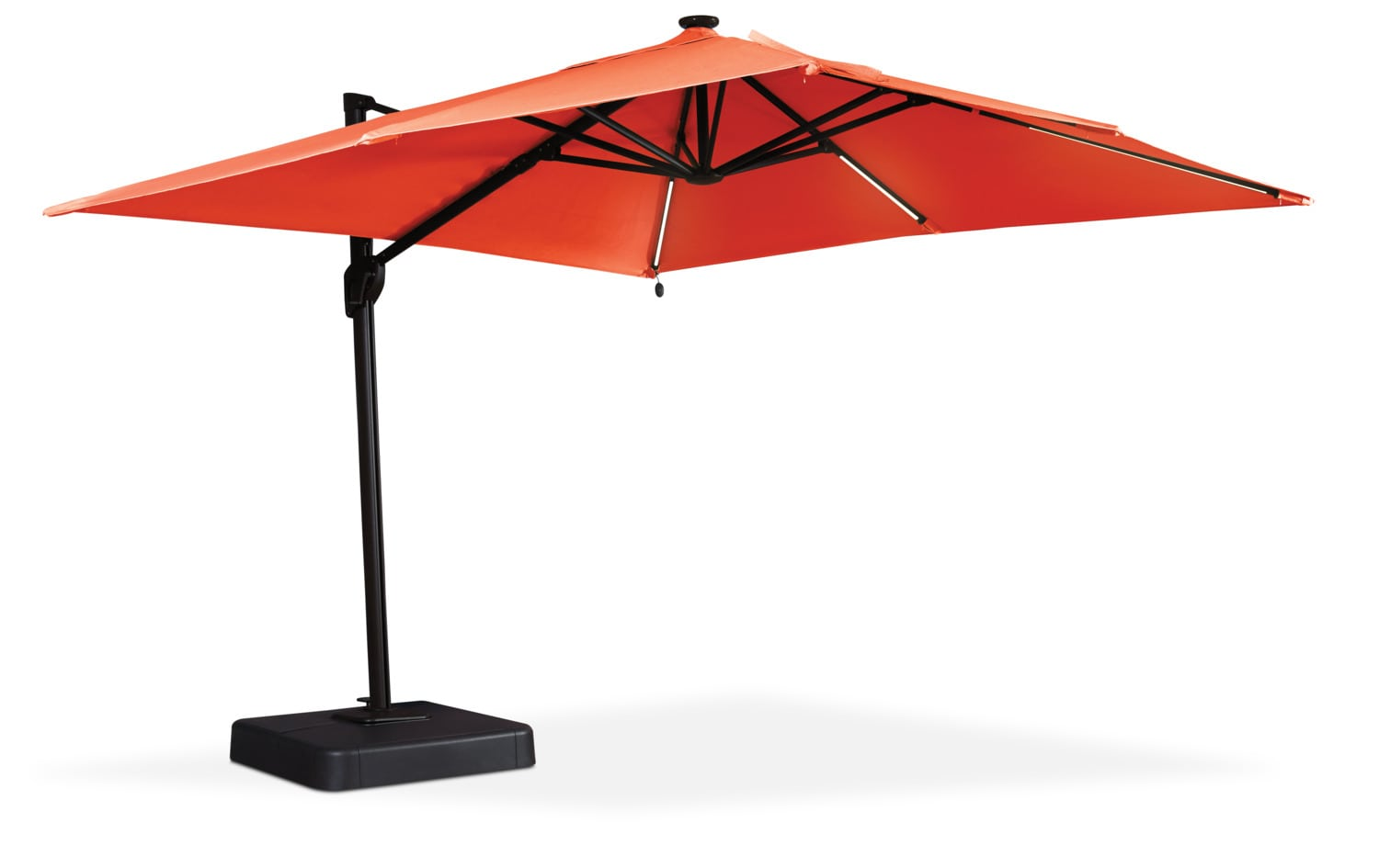 Oakengrove Patio Umbrella – Orange