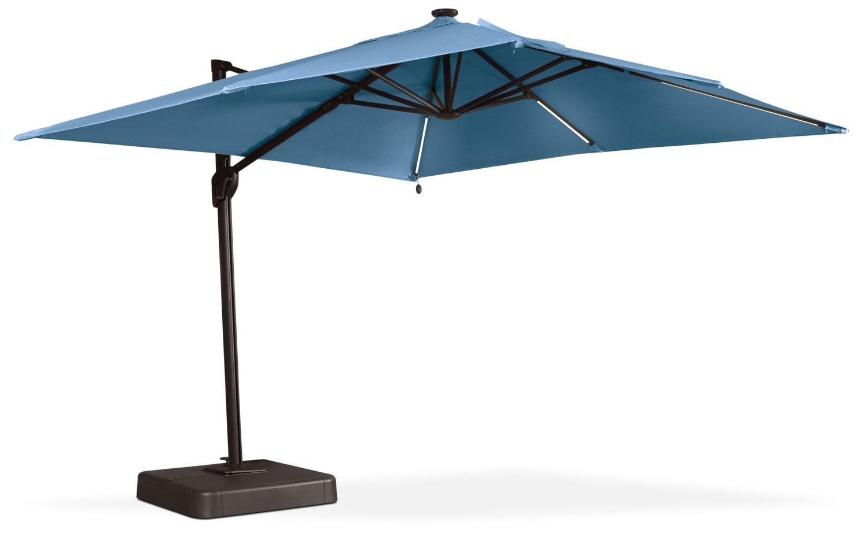 Oakengrove Patio Umbrella – Blue