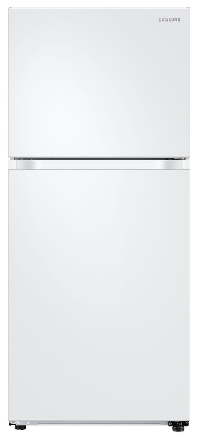 Samsung White Top-Freezer Refrigerator (18.0 Cu. Ft.) - RT18M6213WW/AA