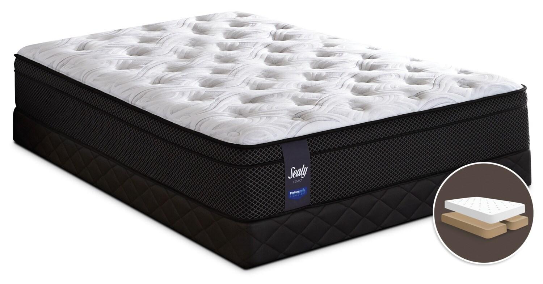 Sealy Posturepedic® Valberg Euro-Top Split Queen Mattress Set