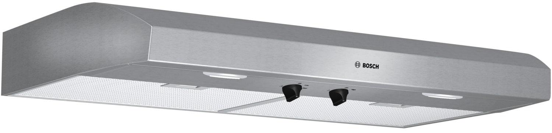 Cuisinières - Hotte de cuisinière sous l'armoire Bosch de série 500 de 36 po - DUH36252UC