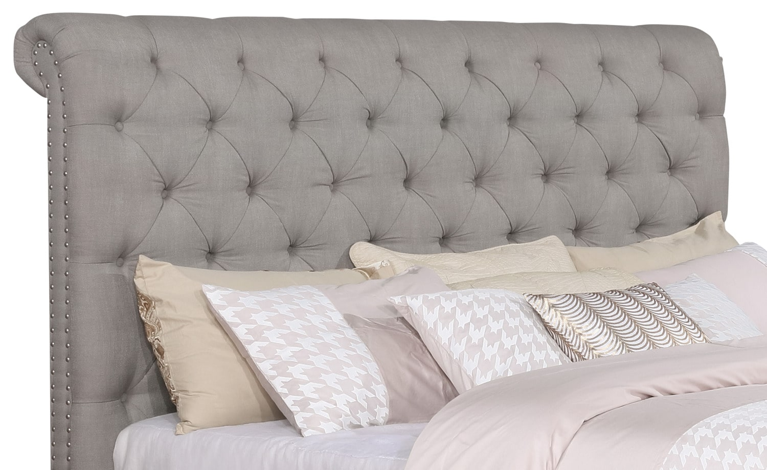 Paris King Headboard
