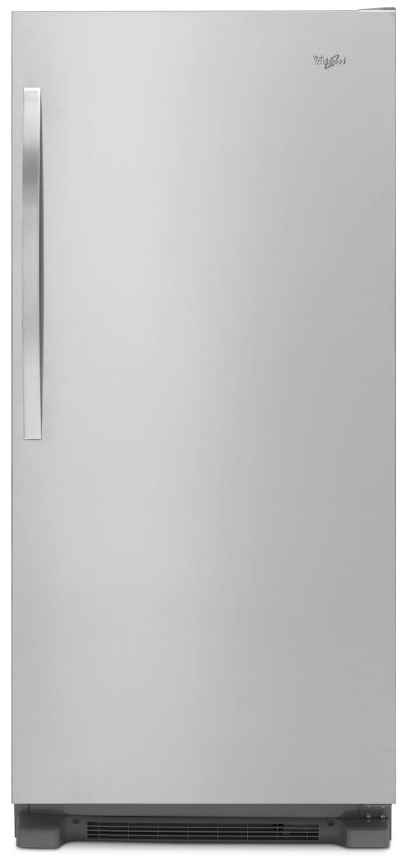 Whirlpool® SideKicks® 18 Cu. Ft. All-Refrigerator – Stainless Steel