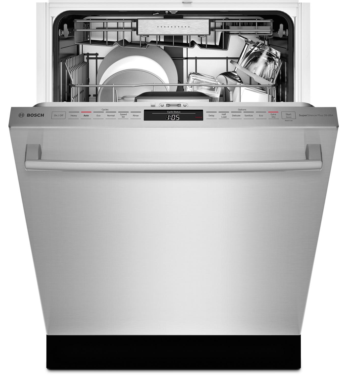 Dishwasher Purchase And Installation Dishwashers The Brick