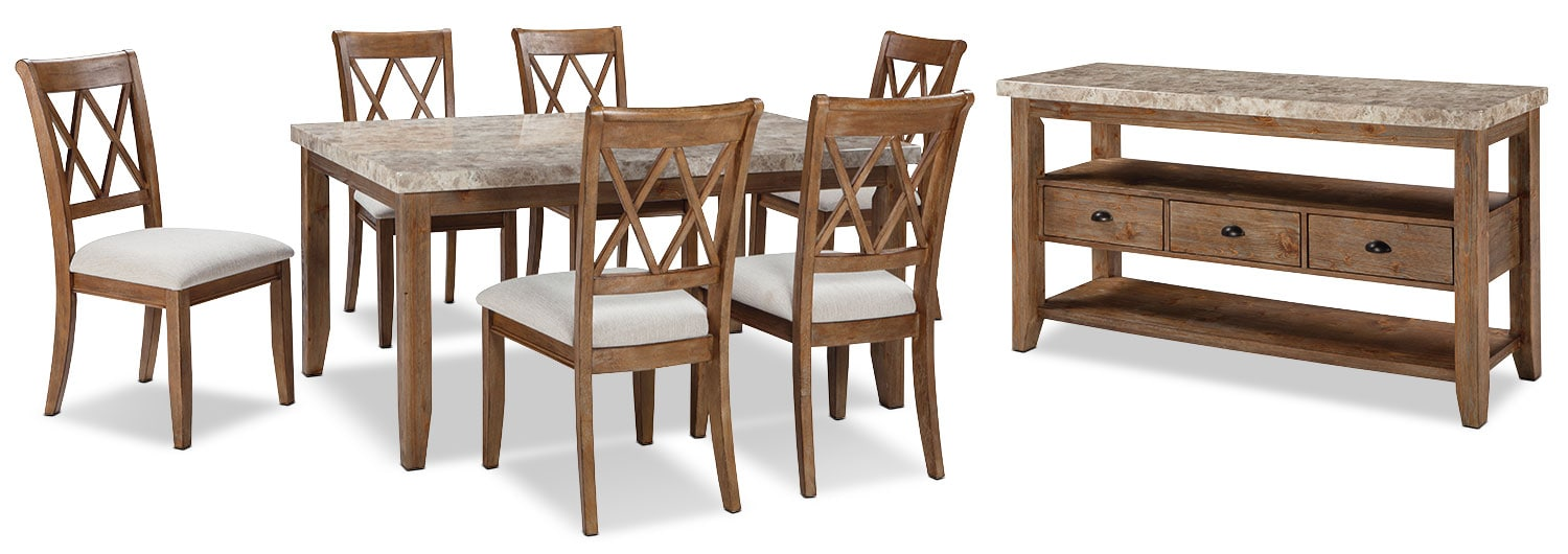 The Narvilla Dining Collection