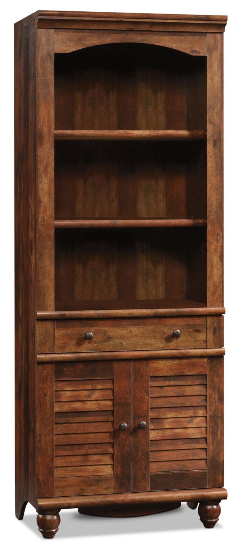 Home Office Furniture - Harbor View Bookcase – Curado Cherry