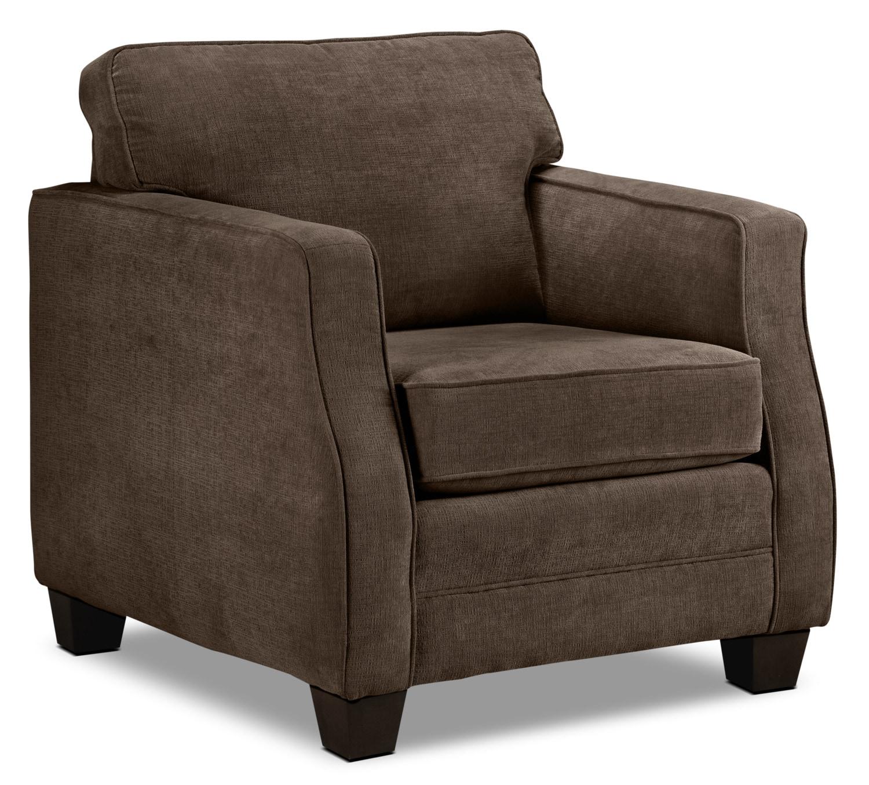 agnes fauteuil chocolat meubles l on. Black Bedroom Furniture Sets. Home Design Ideas