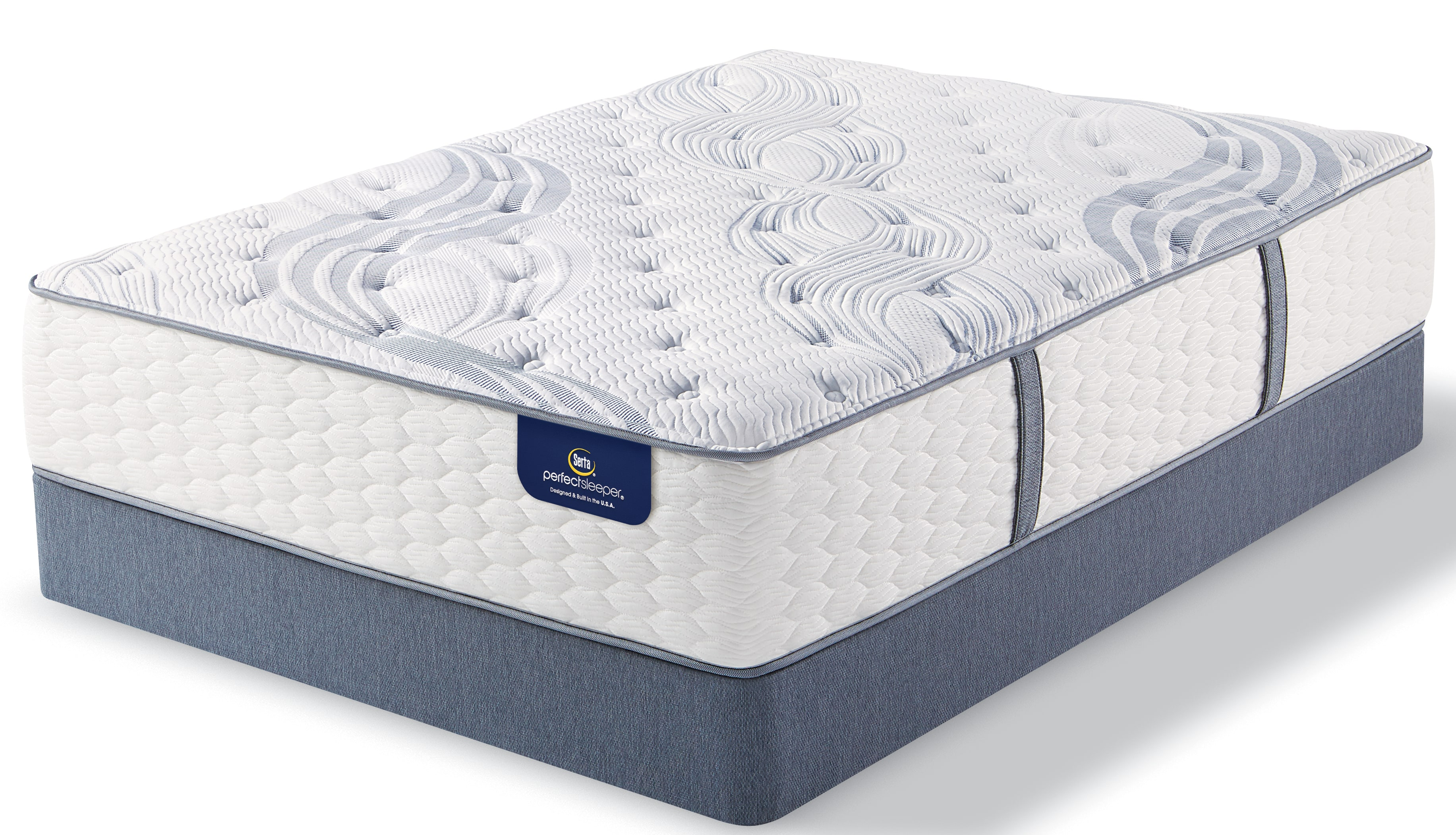 Luxury Firm Twin Mattress and Boxsprings