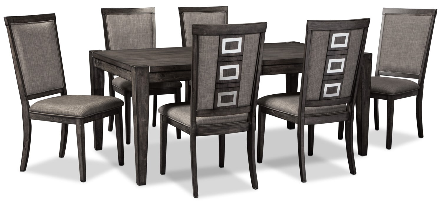 Chadoni 7-Piece Dining Package