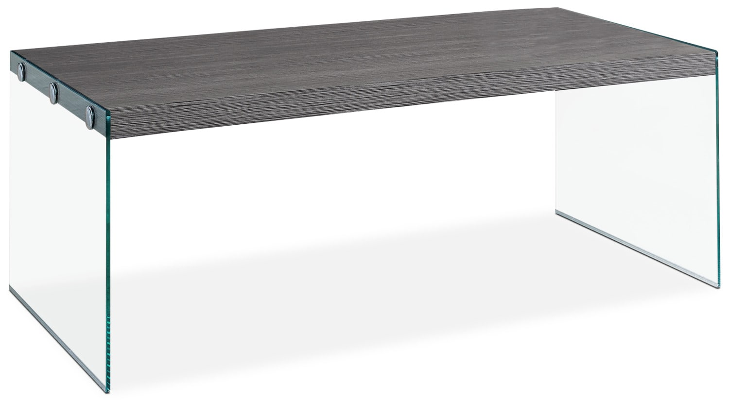 Accent and Occasional Furniture - Yonah Coffee Table – Grey