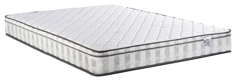 Mattresses and Bedding - Springwall Odin 2 Euro-Top Firm Queen Mattress