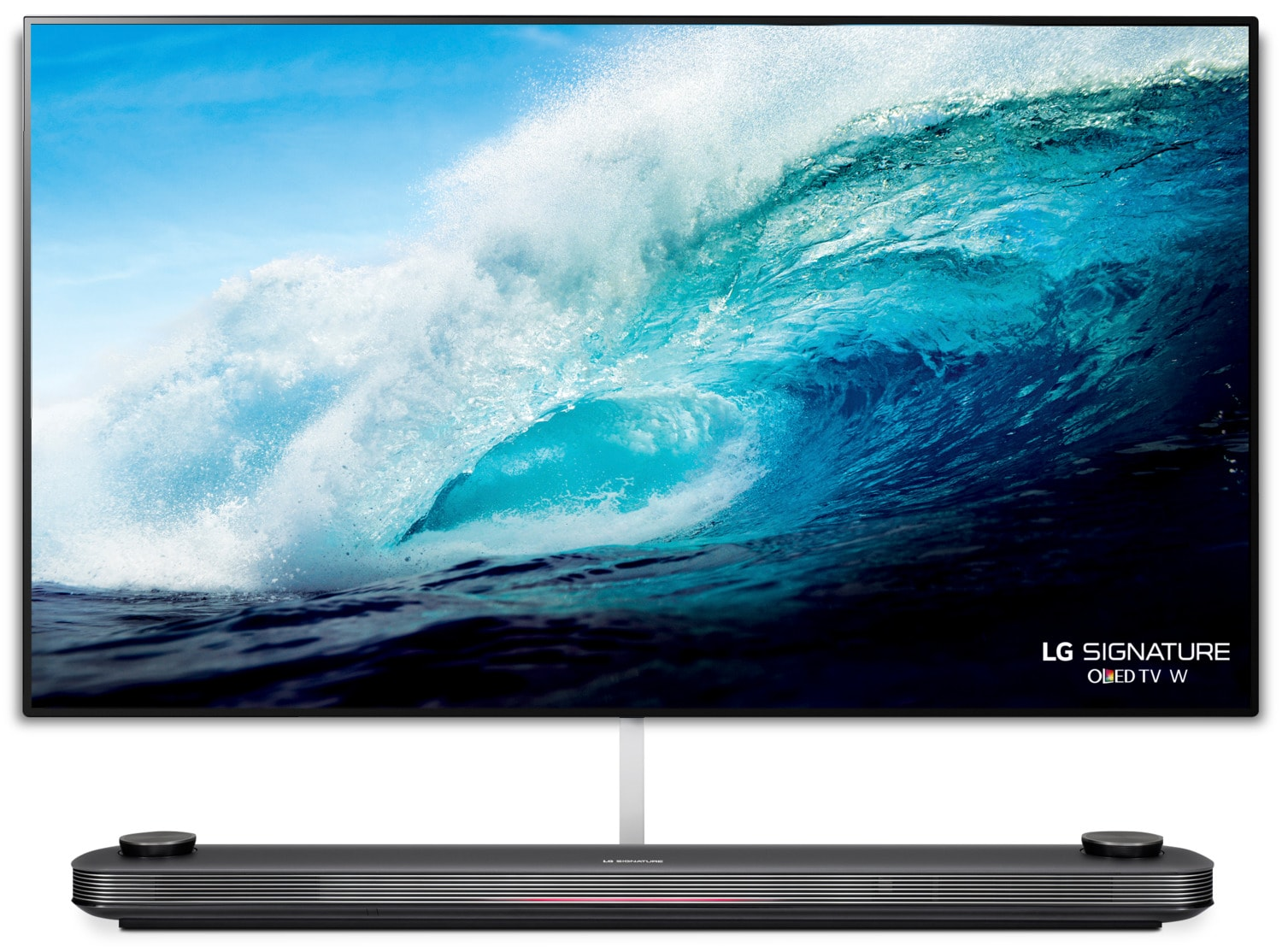 "Televisions - LG 77"" 4K Smart OLED Wallpaper TV - OLED77W7"