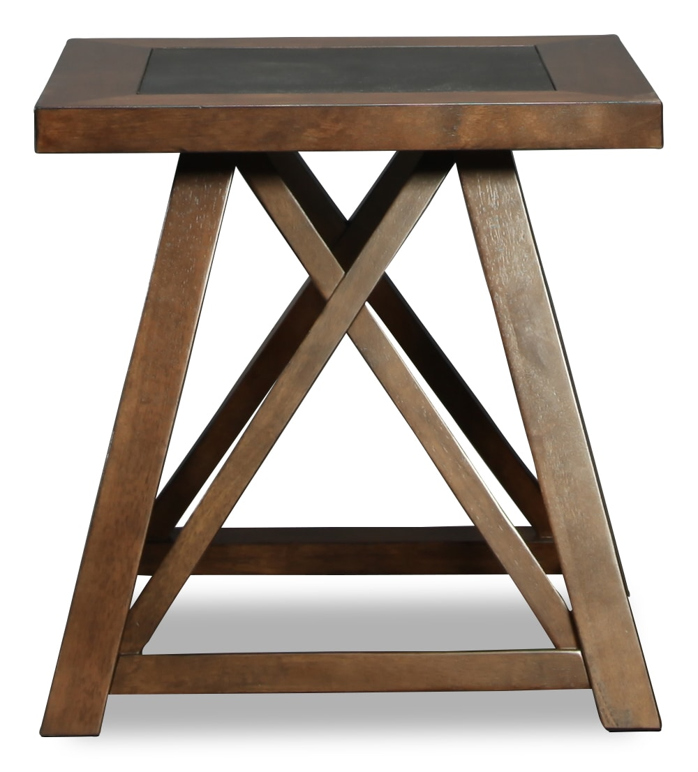 Micah Square End Table