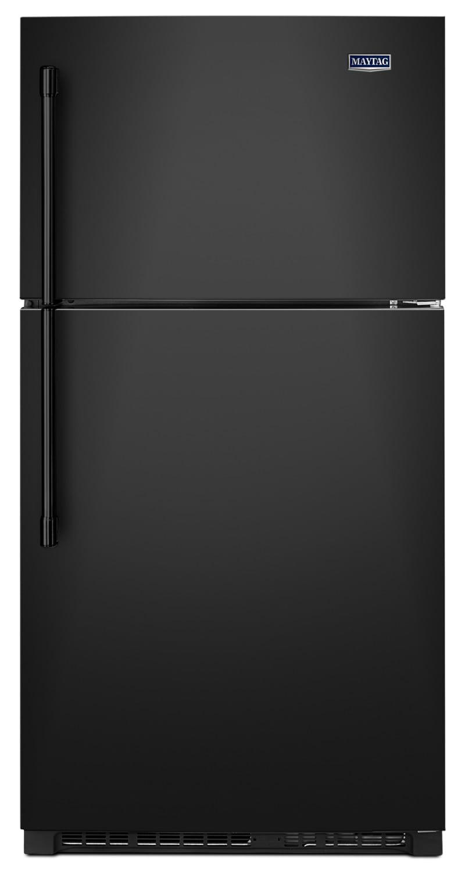 Maytag 21 Cu. Ft. Top-Freezer Refrigerator – MRT711SMFB