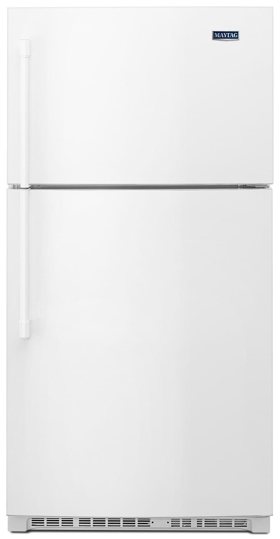 Maytag 21 Cu. Ft. Top-Freezer Refrigerator – MRT711SMFW