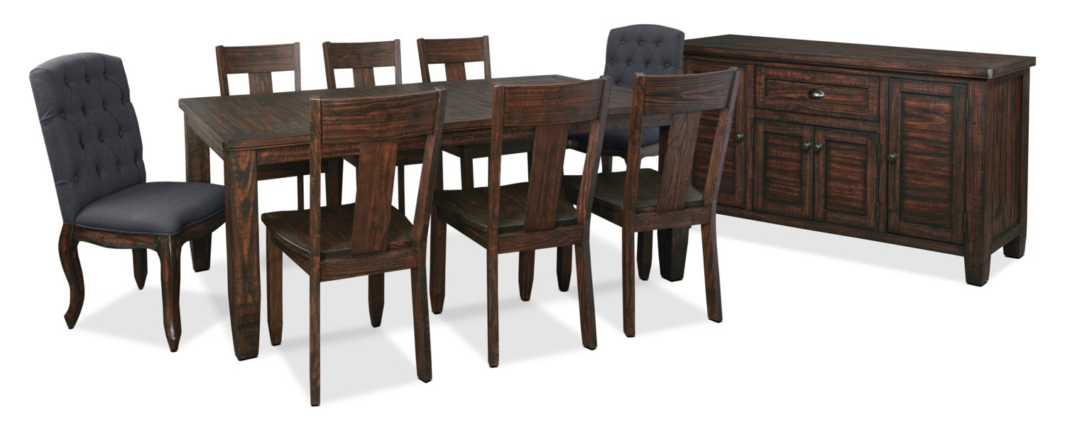 Trudell 10-Piece Mix 'N' Match Dining Package
