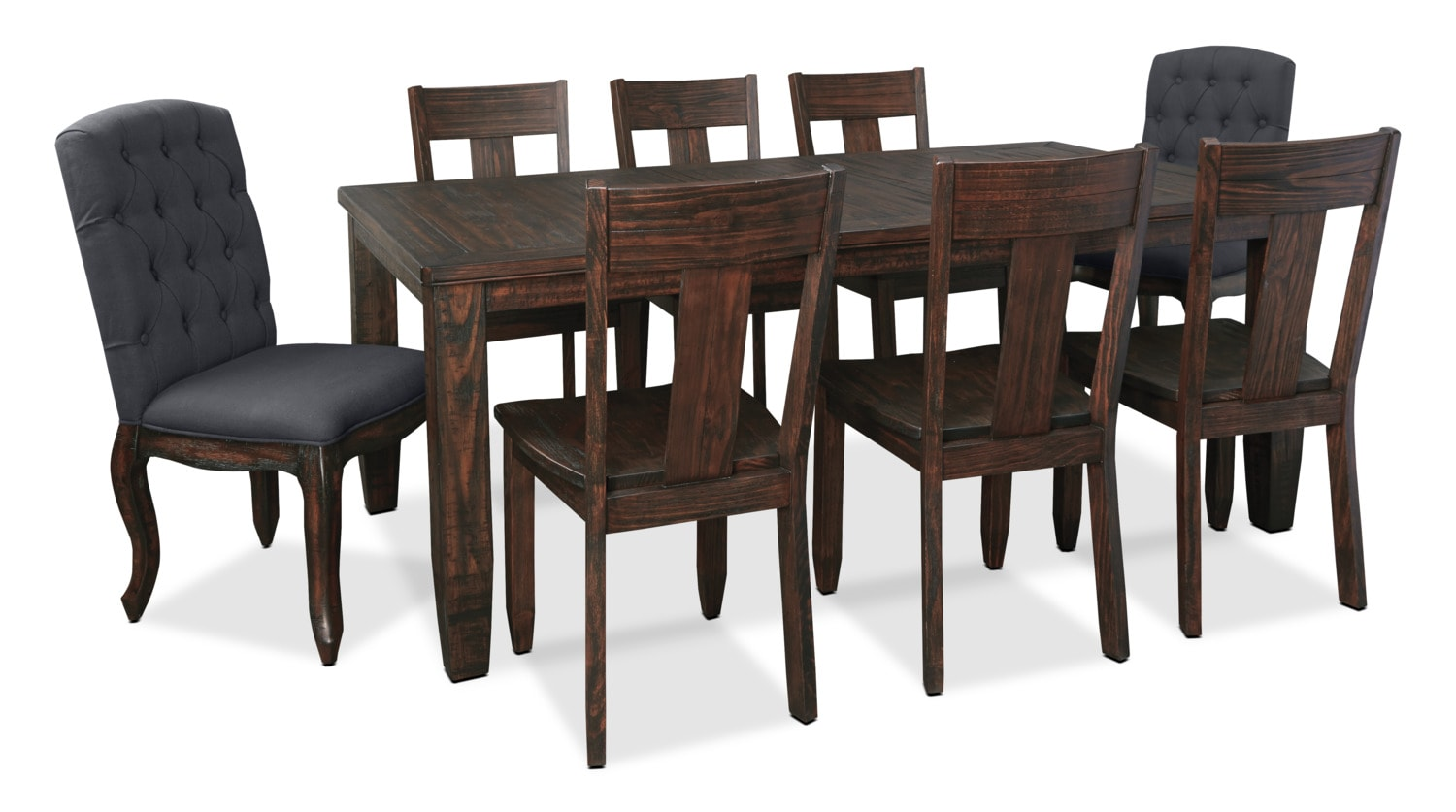 Trudell 9-Piece Mix 'N' Match Dining Package